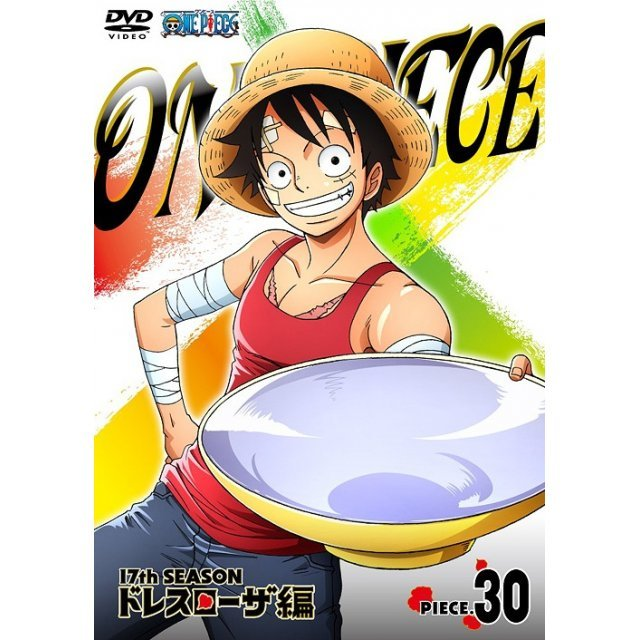 One Piece 17th Season Dressrosa Hen Piece. 30