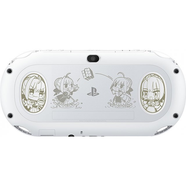 PS Vita PlayStation Vita New Slim Model - PCH-2000 [Fate/Extella Edition]