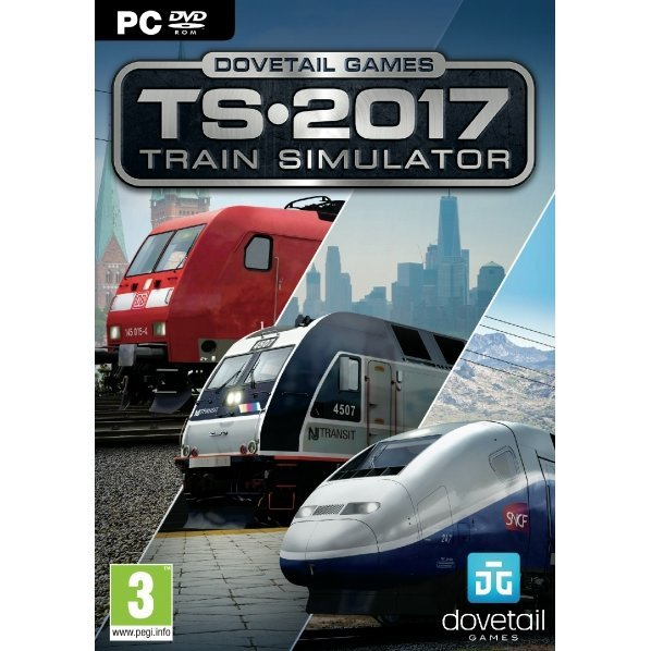 Train Simulator 2017 (Steam)