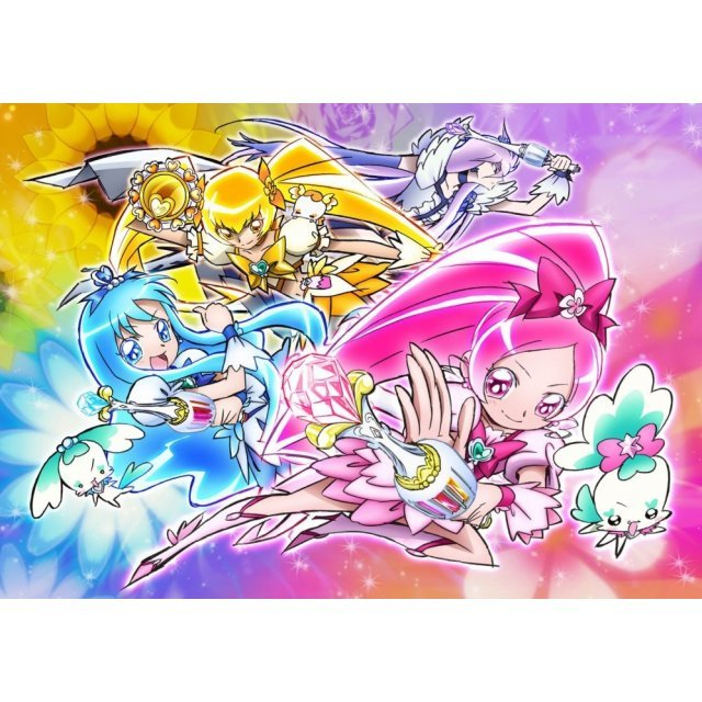 Heartcatch Precure! Blu-ray Box Vol.2 [Limited Edition]