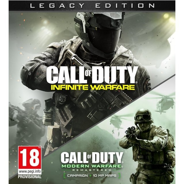 Call of Duty: Infinite Warfare [Legacy Edition] (Steam)