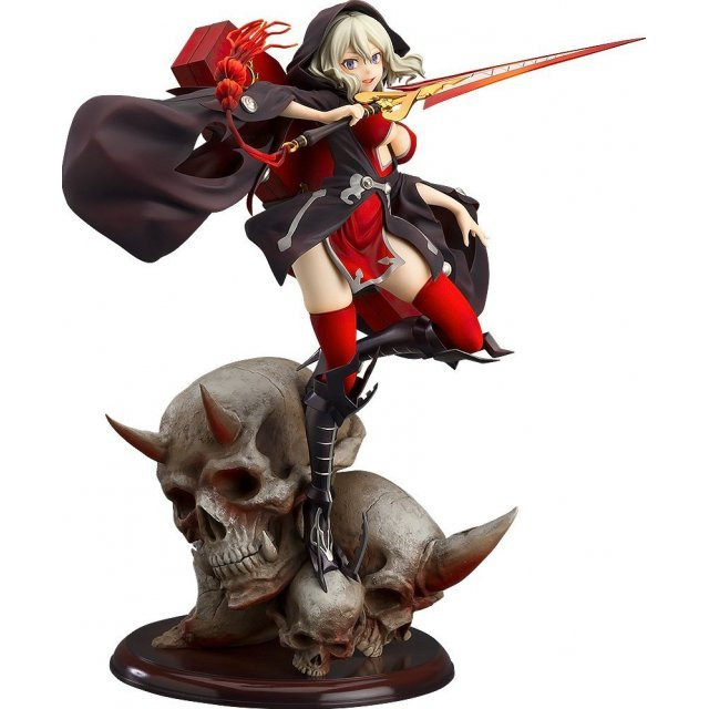 Chaos Dragon 1/8 Scale Pre-Painted PVC Figure: Lou Zhenhua