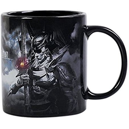 Dissidia Final Fantasy Mug Black