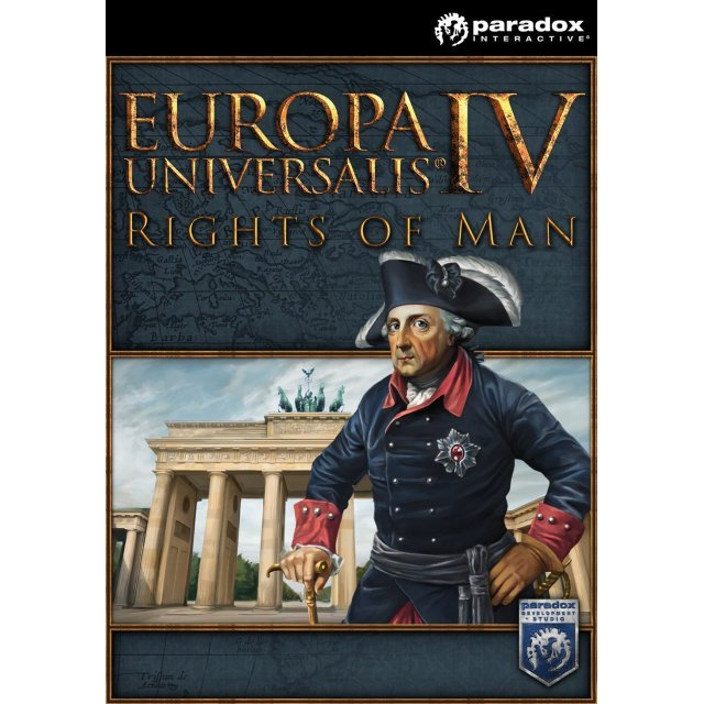 Europa Universalis IV - Rights of Man [DLC] (Steam)