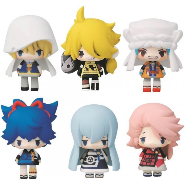 Koedarize 21 Touken Ranbu -Online- Vol. 4 (Set of 6 pieces)