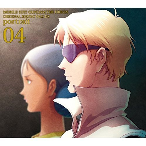 Mobile Suit Gundam The Origin Original Soundtracks - Portrait 04