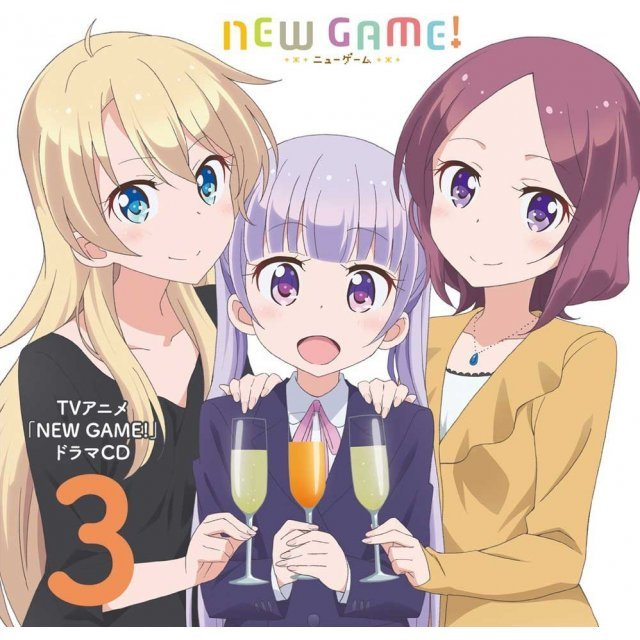 New Game! Drama Cd 3