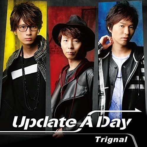 Update A Day [CD+DVD Limited Edition]