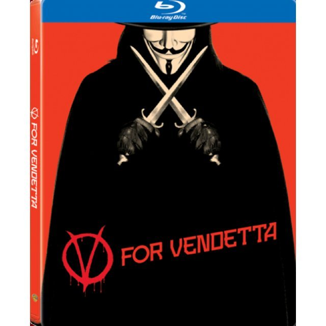 V For Vendetta (10th Anni.) (Steelbook)