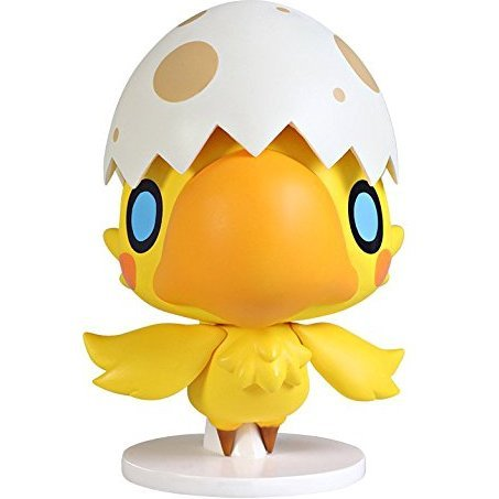 World of Final Fantasy Static Arts Mini Figure: Chocochick