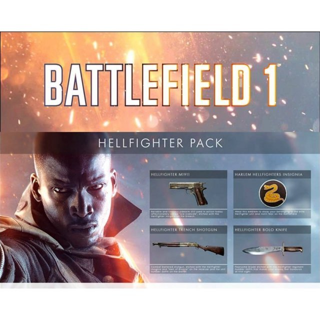 Battlefield 1 - Hellfighter Pack [DLC] (Origin)