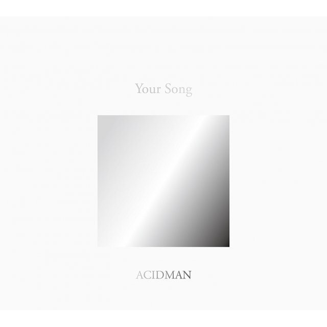 Acidman 20th Anniversary Fans Best Selection Album Your Song [Limited Edition]