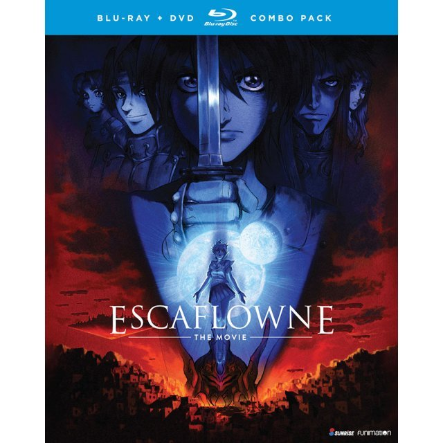 Escaflowne: The Movie [Blu-ray+DVD]