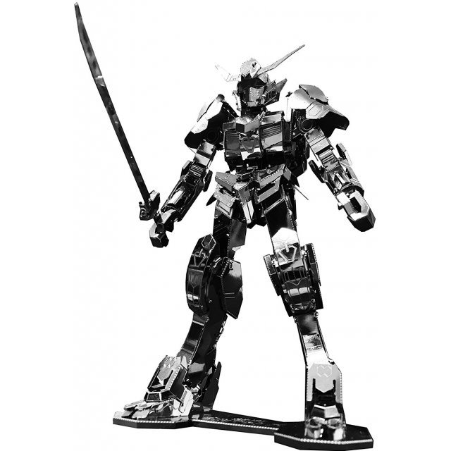 Metallic Nano Puzzle Premium Series Gundam Iron-Blooded Orphans: Gundam Barbatos 4th Form