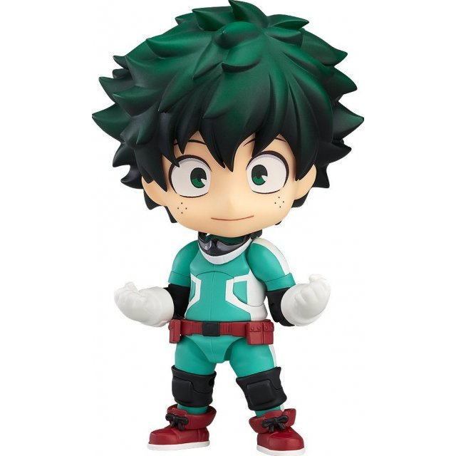 Nendoroid No. 686 My Hero Academia: Izuku Midoriya Hero's Edition
