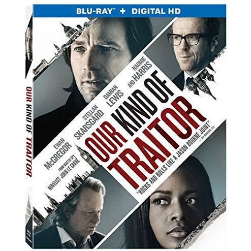 Our Kind Of Traitor [BLu-ray+Digital HD]