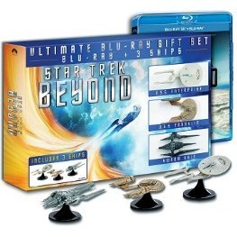 Star Trek Beyond 3D+2D  [Ultimate Blu-ray Gift Set]