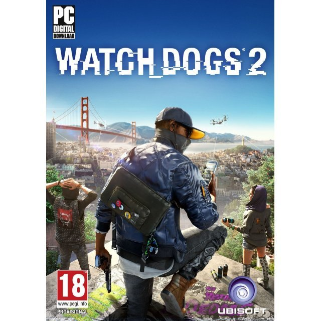 Watch Dogs 2 (Uplay)
