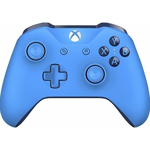 Xbox One Wireless Controller (Blue)