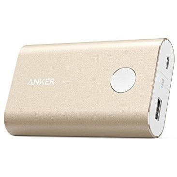 Anker PowerCore+ 10050 (10050mAh) Gold