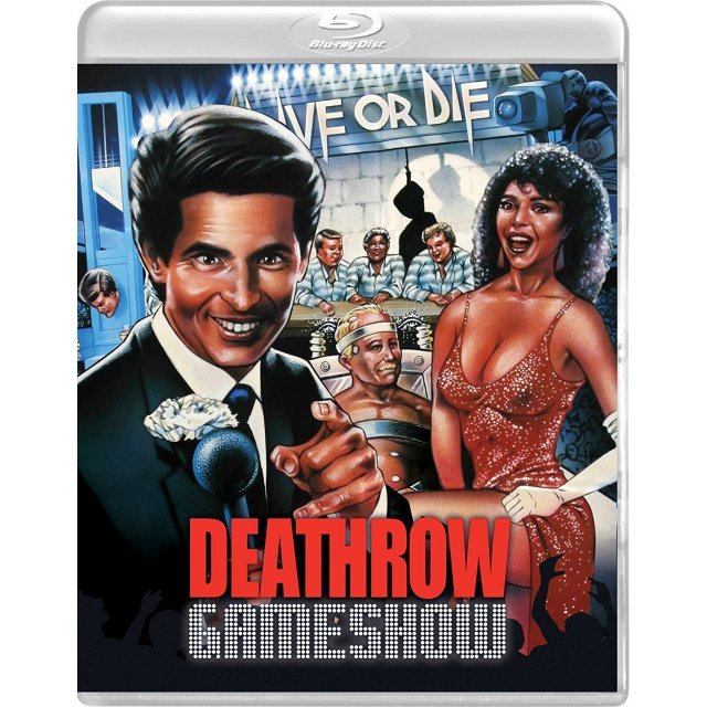 Deathrow Gameshow [Blu-ray+DVD]