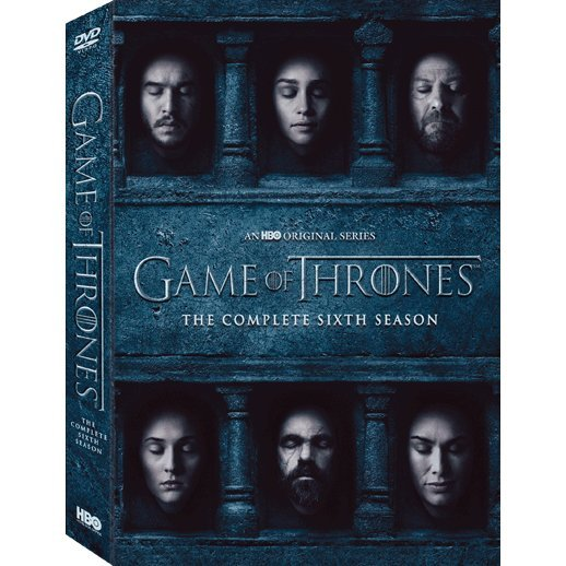 Game of Thrones Season 6 [5-Disc]