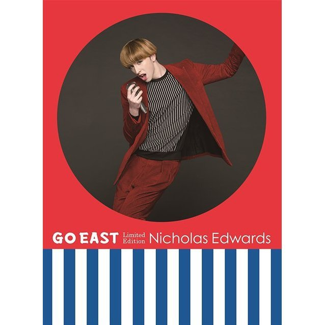 Go East - Japanese Ver. [CD+DVD Limited Edition]
