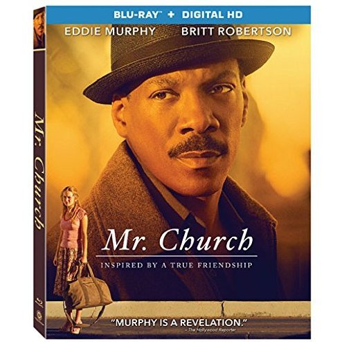 Mr. Church [Blu-ray+Digital HD]