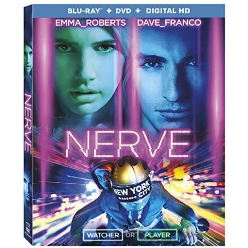 Nerve [Blu-ray+DVD+Digital HD]