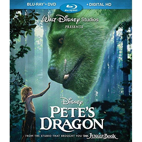 Pete's Dragon [Blu-ray+DVD+Digital HD]