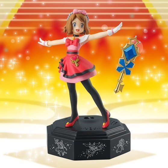 Pocket Monsters XY & Z Music Box: Serena Stage [Premium Bandai Limited Edition]