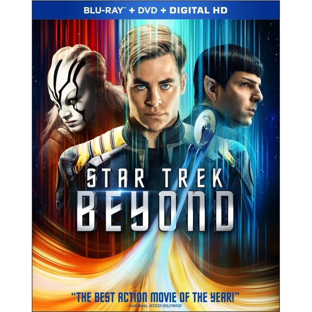 Star Trek Beyond [Blu-ray+DVD+Digital HD]