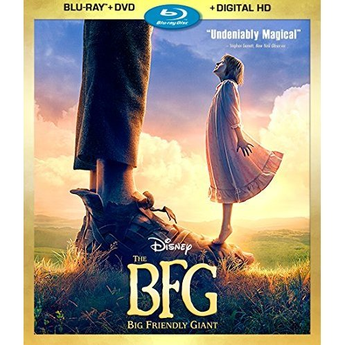 The BFG [Blu-ray+DVD+Digital HD]