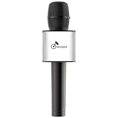 MicGeek Q9 Bluetooth Speaker Microphone (Black)
