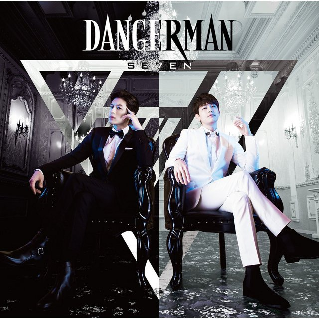 Dangerman [CD+DVD Limited Edition]