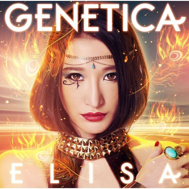 Genetica [CD+Blu-ray Limited Edition]