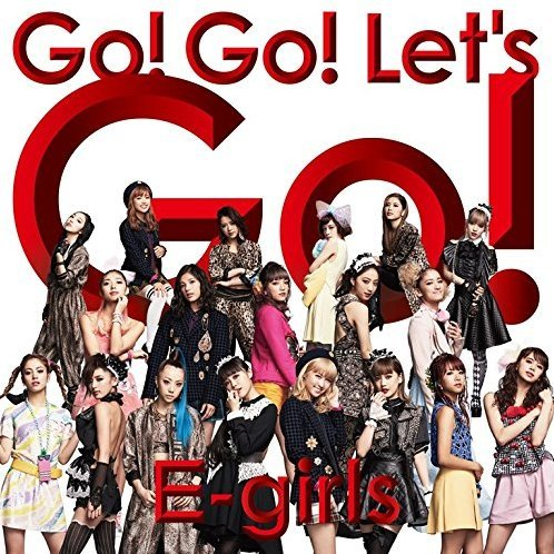 Go! Go! Let's Go! [CD+DVD]