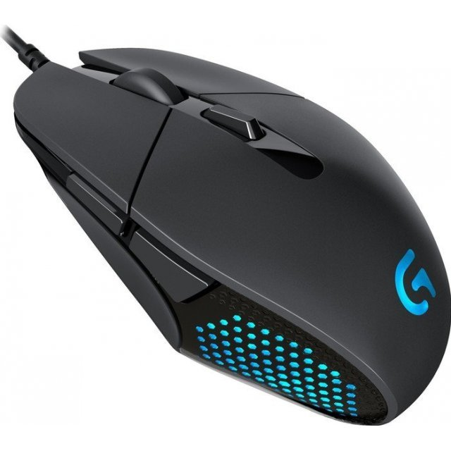 Logitech G302 Daedalus Prime Gaming Mouse, USB (Black)