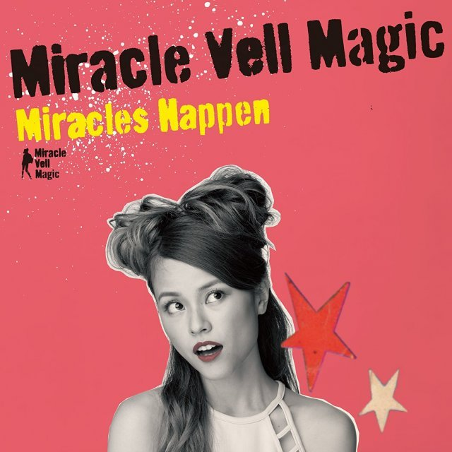 Miracles Happen [CD+DVD Limited Edition]