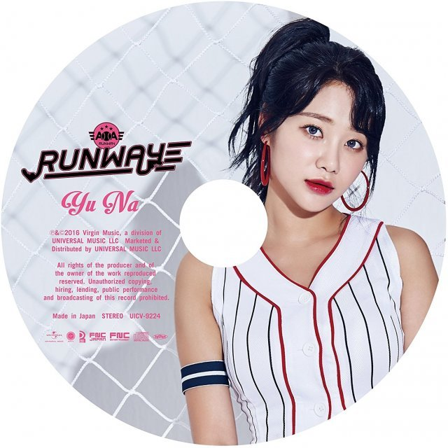 Runway - Yuna Ver. [Limited Edition]