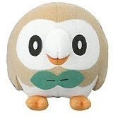 Pokemon Sun and Moon Plush: Rowlet