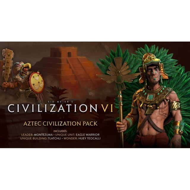 Civilization 6 - Aztec Civilization Pack [DLC] (Steam)