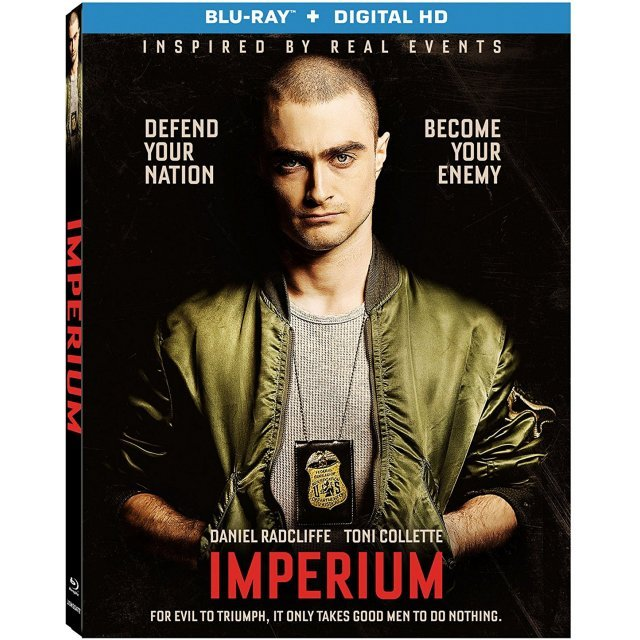 Imperium [Blu-ray+Digital HD]