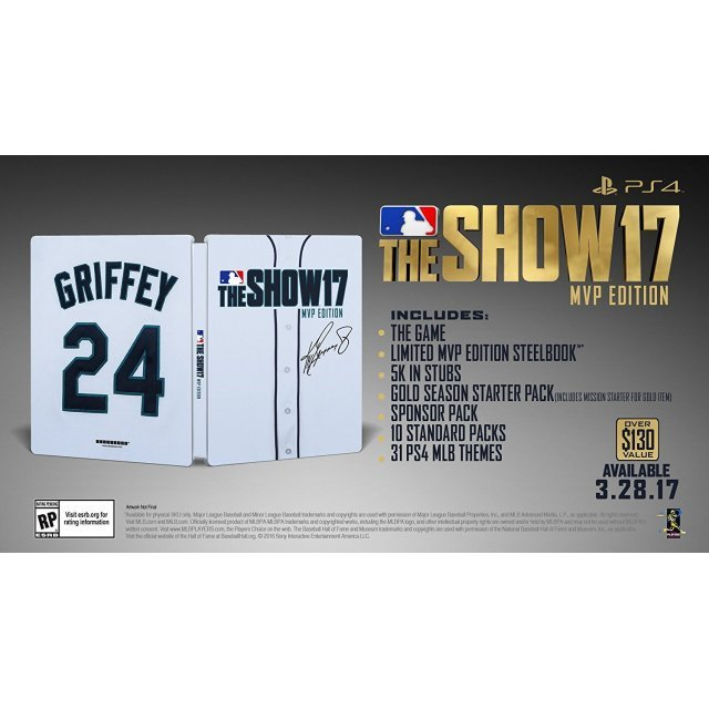 MLB The Show 17 [MVP Edition]