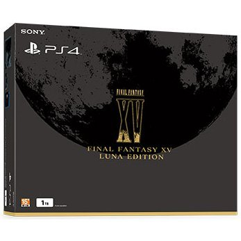 PlayStation 4 CUH-2000 Series 1TB HDD [Final Fantasy XV Luna Edition]