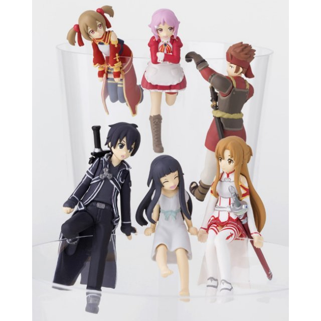 PUTITTO Series Sword Art Online (Set of 8 pieces)