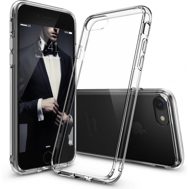 Ringke Fusion iPhone 7 Case (Clear)