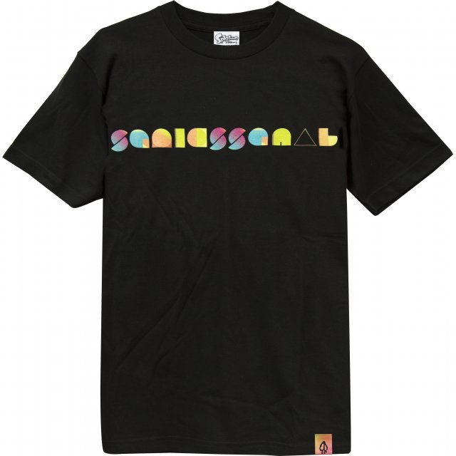 Splatoon Album T-shirt Black (S Size)
