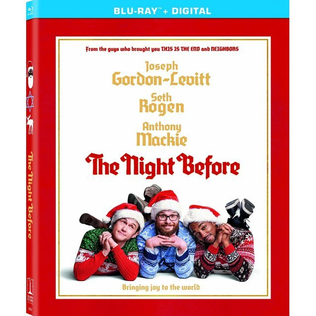 The Night Before [Blu-ray+Digital HD]