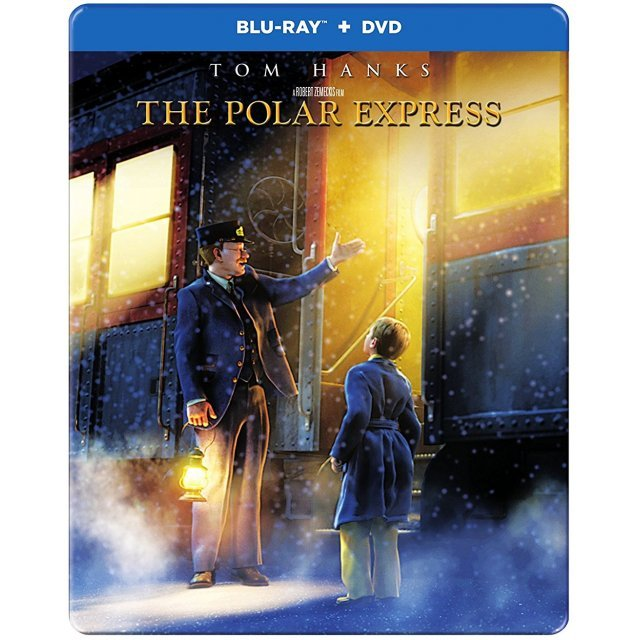 The Polar Express [Blu-ray+DVD]